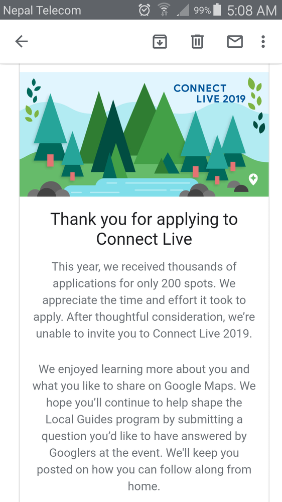 Local Guides Connect - Get ready for Connect Live 2019