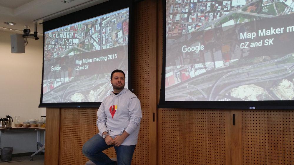 Gus Moreira - Google Prague