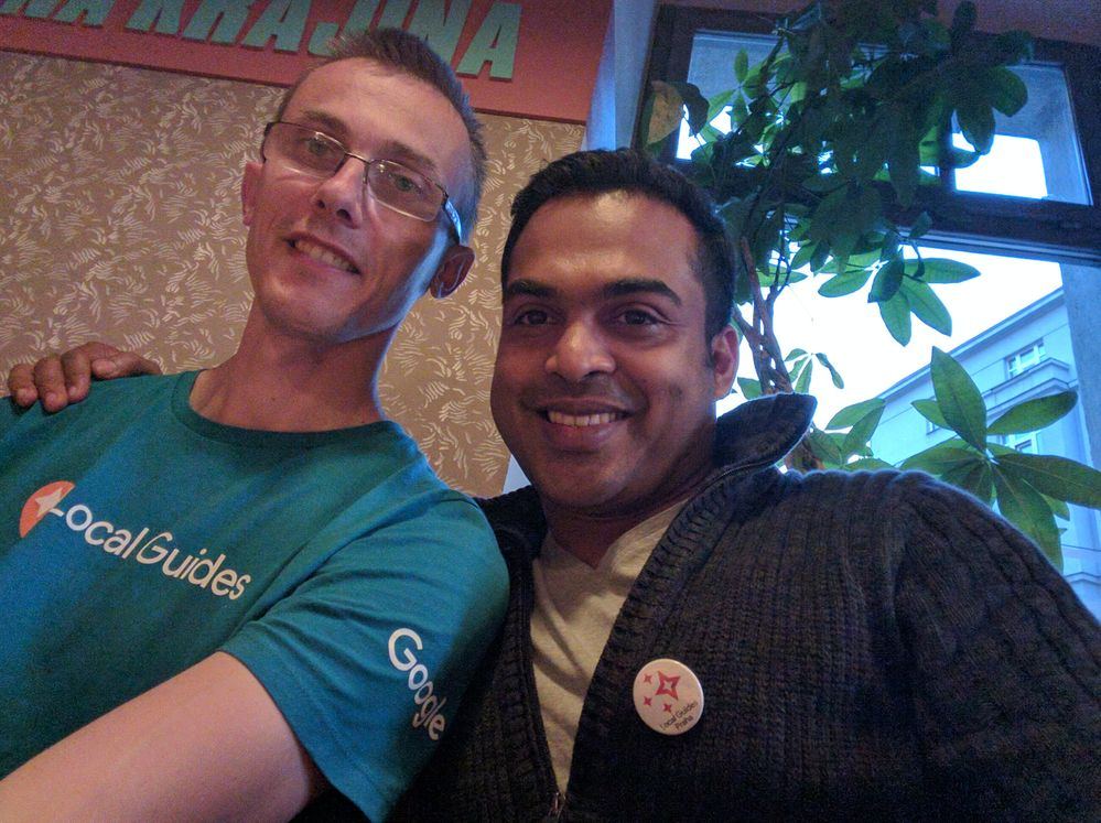 Meet with Ranjith Kizhakoodan Rajan
