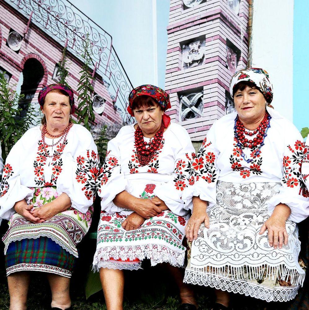 украинский колорит картинки для рабочего