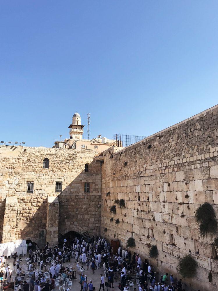 tilslut jerusalem
