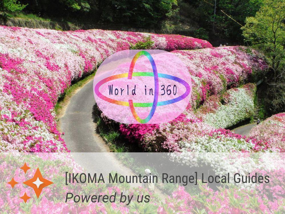 "World in 360: Azareas ""Swiis Roll"" in IKOMA/Japan"