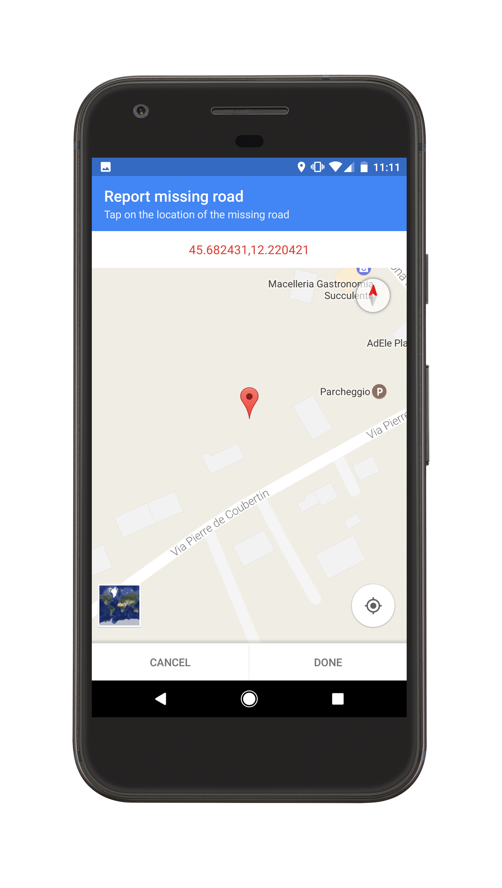 Local Guides Connect Report A Missing Road On Google Maps Prestige Car Alarm Wiring Diagram