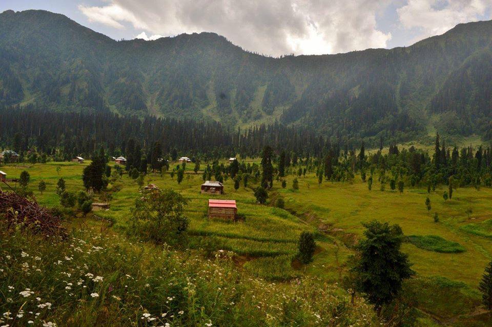 Arang Kel, Neelum Valley - Azad Kashmir - Photo by Amjid Ali
