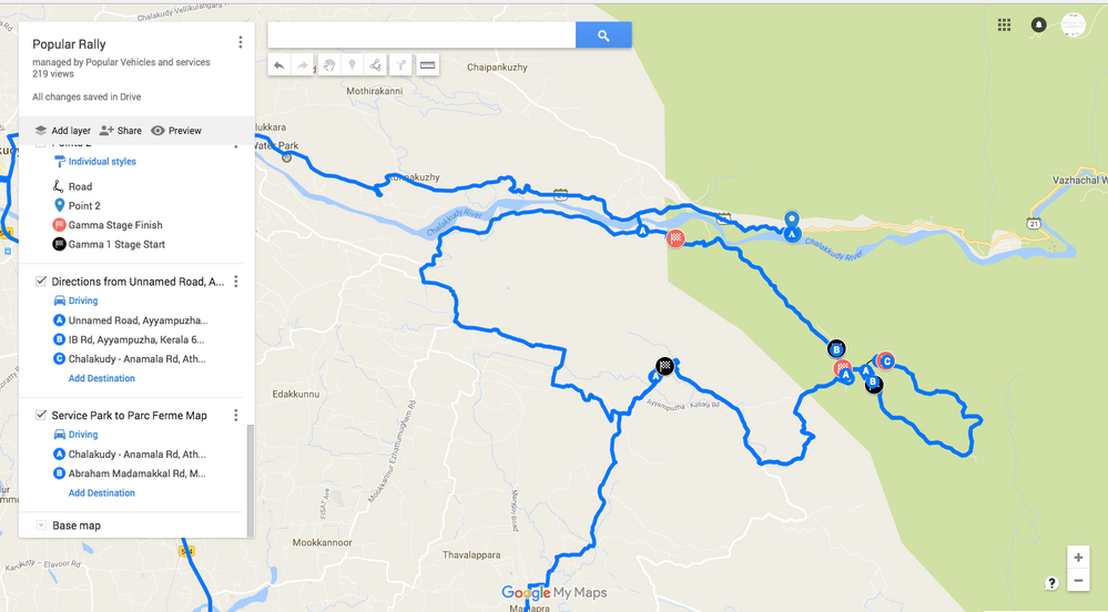how to create a place on google maps