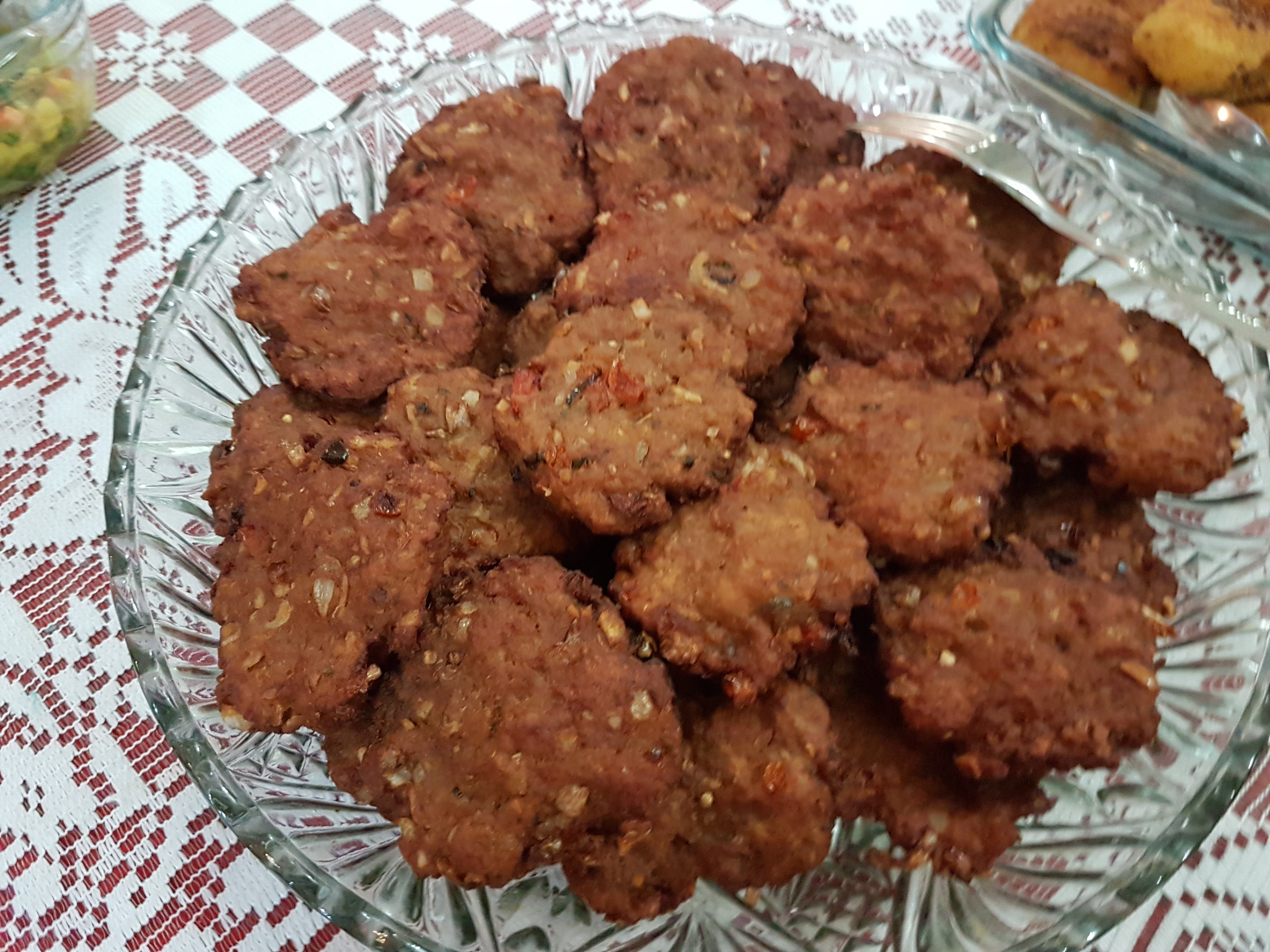 Peyaju, a must-have item for iftar