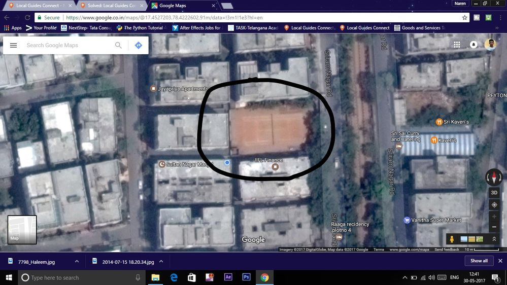 Updated Satellite Maps Local Guides Connect   Does Google satellite view of maps get  Updated Satellite Maps