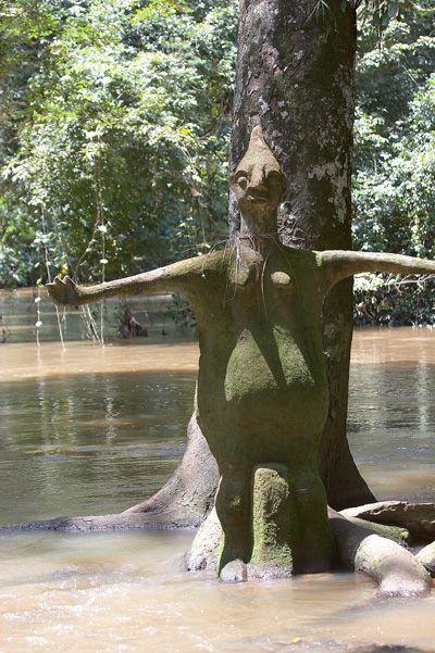 goddess of fertility  osun