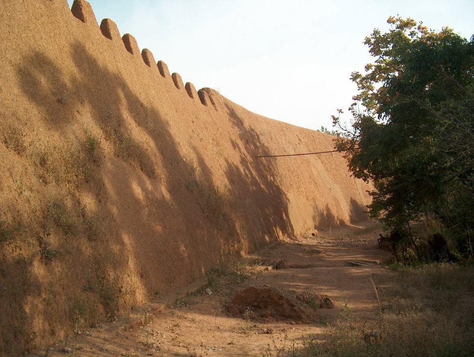 Lenght of Kano Ancient City Walls